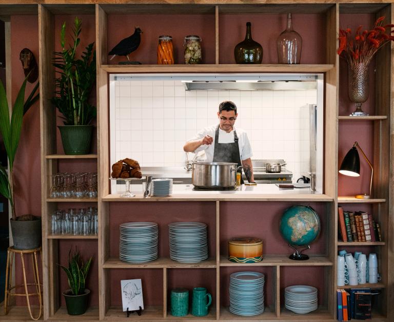 Rosendal Kafe 09