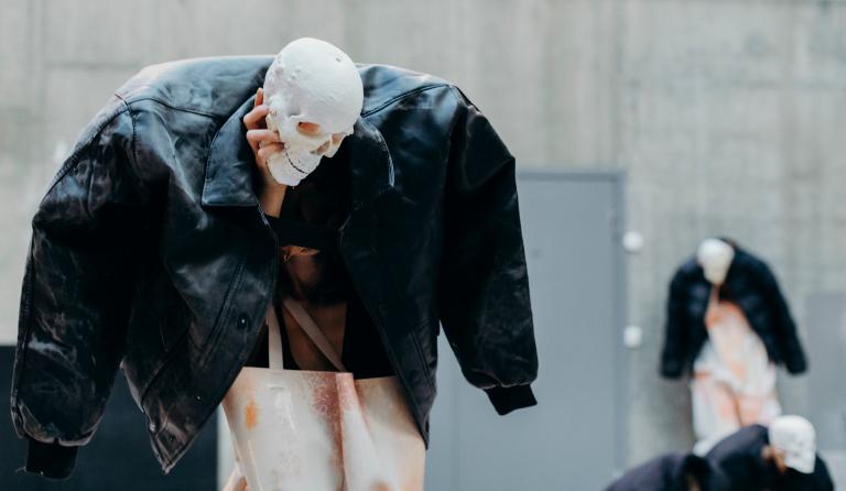 Skeleton Woman foto Tale Hendnes02